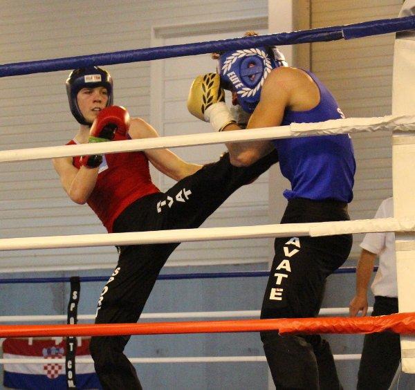 savate sparring bonnet