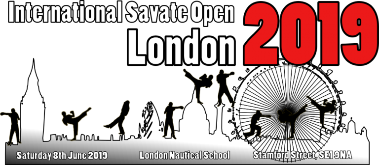 London Savate International Open 2019