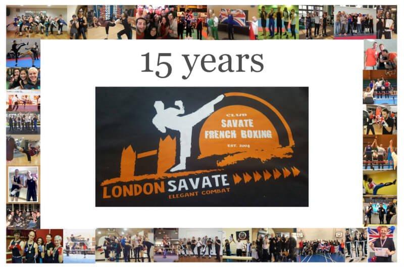London Savate 15 year Anniversary