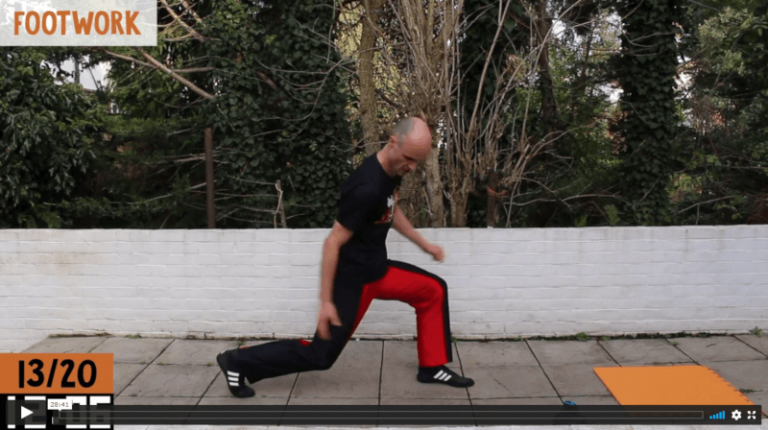 20 Minutes of Footwork (Leg Strength) Drills