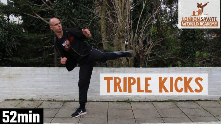 Triple Kicks