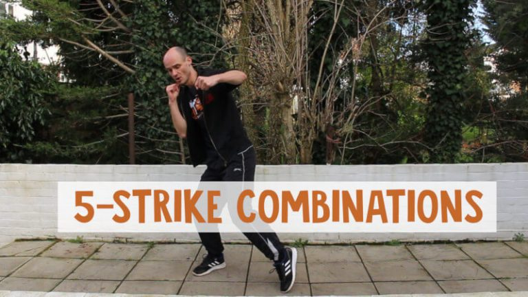 5-Strike Combinations