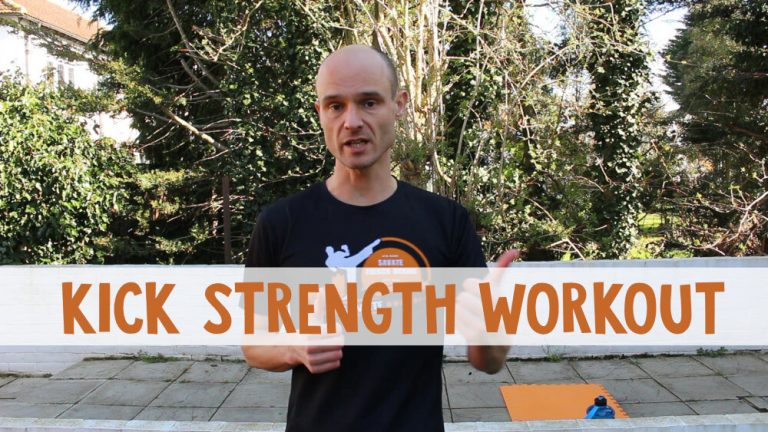20min Kick Strength Workout