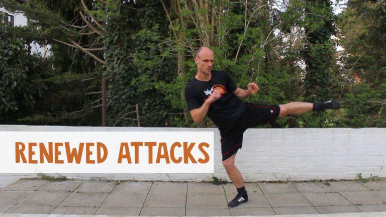 Renewed Attacks