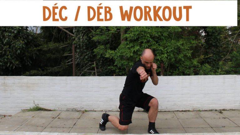 Décalage + Débordement Workout