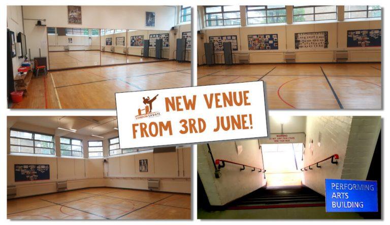 Indoor training in Bermondsey resumes 3rd June 2021