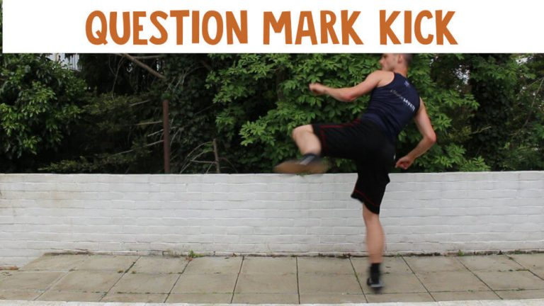 Question Mark Kick for Savate