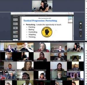 International Savate coaching seminar Jun 2021