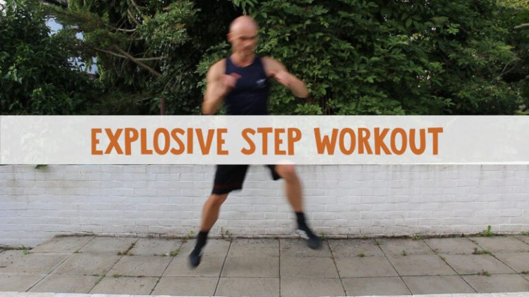 Explosive Step Workout