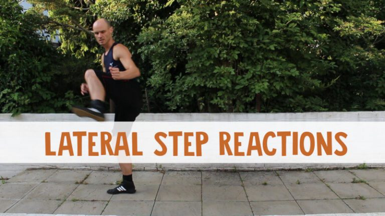 Lateral Step Reactions