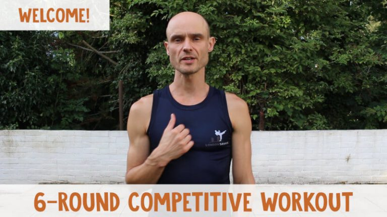 6-Round Competitive Workout