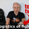 Assured and ready: the logistics of fight day